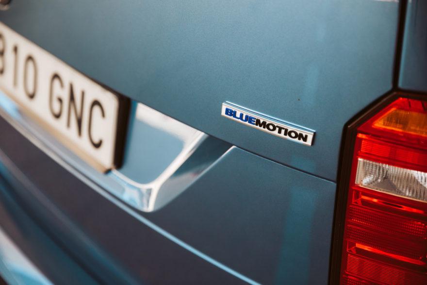 Caddy Bluemotion