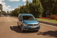 Volkswagen Caddy GNC, una apuesta por la eficiencia y el medio ambiente