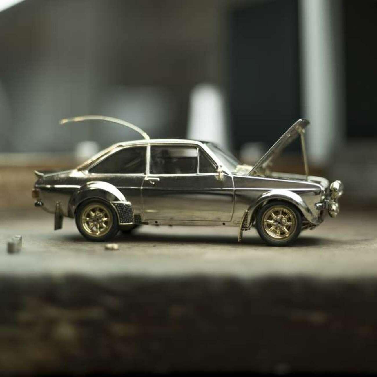 Ford Escort Maqueta