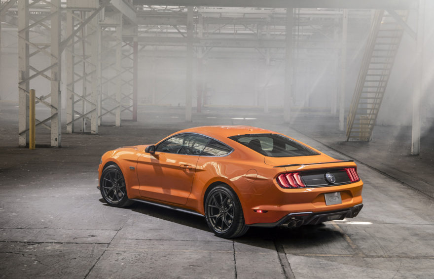 Ford Mustang Ecoboost High Performance 330 Cv 05