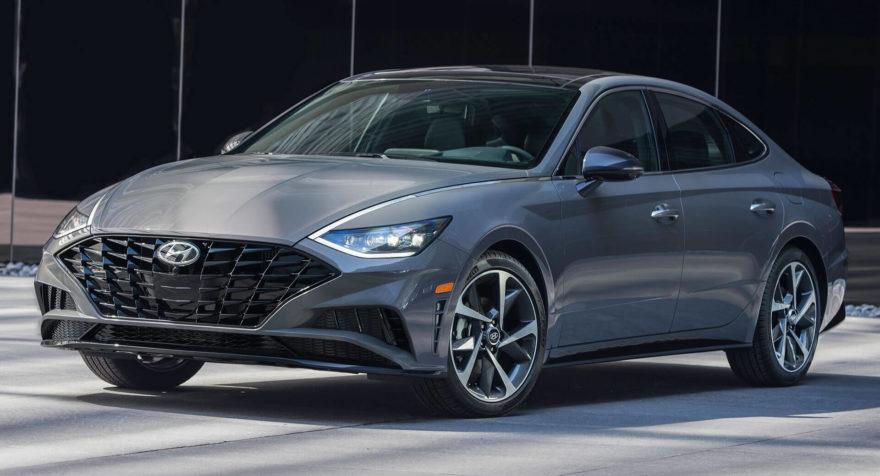 Hyundai Sonata 2020 Awd