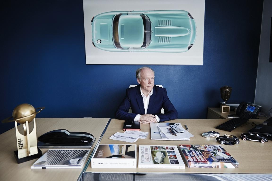 Jefe de Diseño de Jaguar