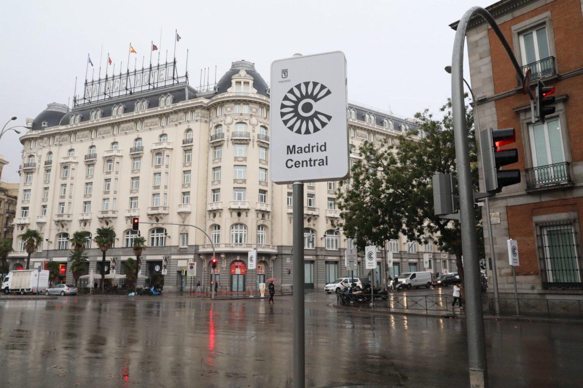 Madrid Central Prensa