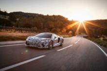 El inminente Gran Touring de McLaren nos muestra más detalles en estas imágenes
