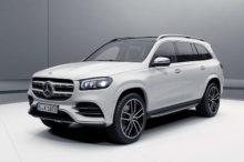 El nuevo Mercedes-Benz GLS ya ha pisado territorio español