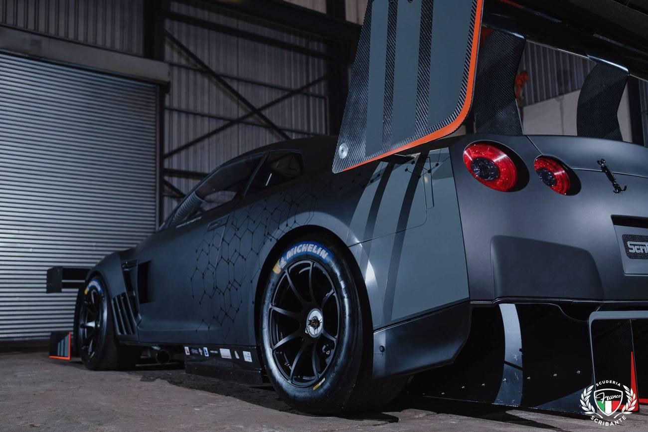 Nissan GT-R Scribano Racing