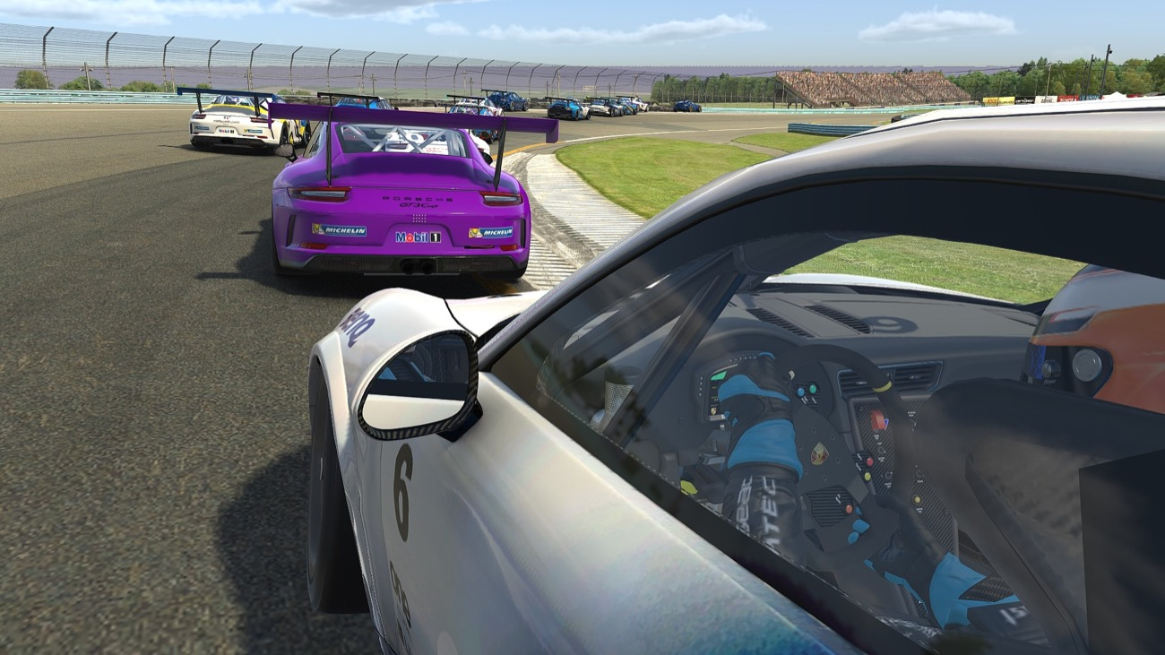 Porsche eSports SuperCup