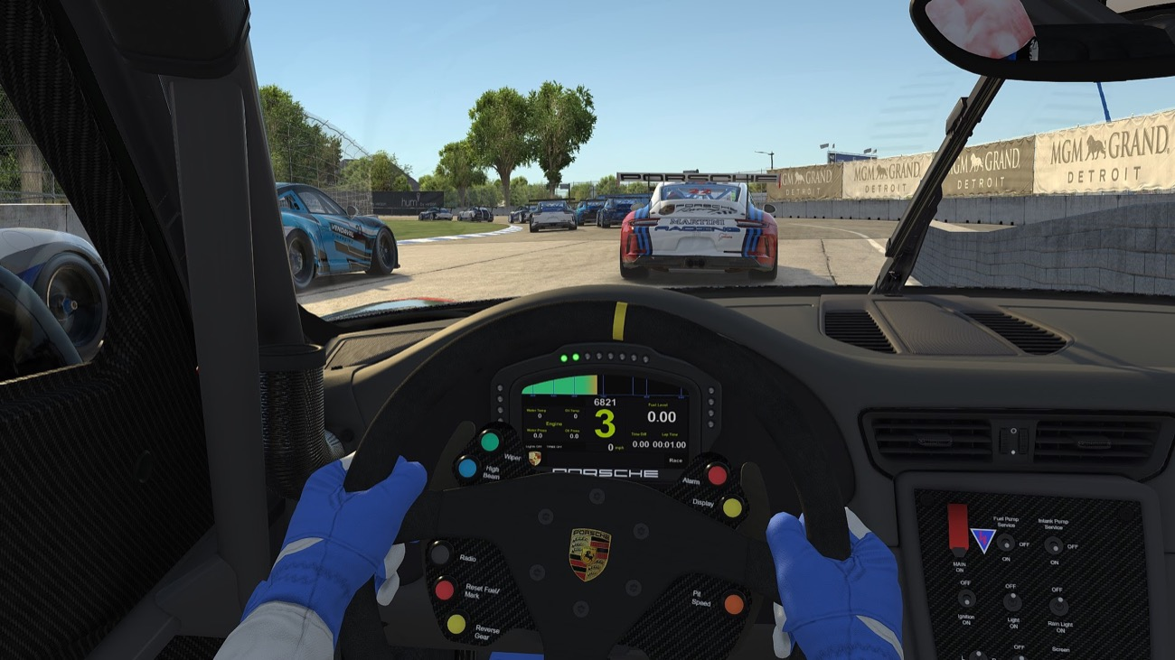 Porsche eSports Cup