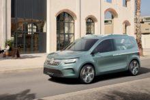 Llega el Renault Kangoo ZE Concept, eficiencia para el transporte con cero emisiones