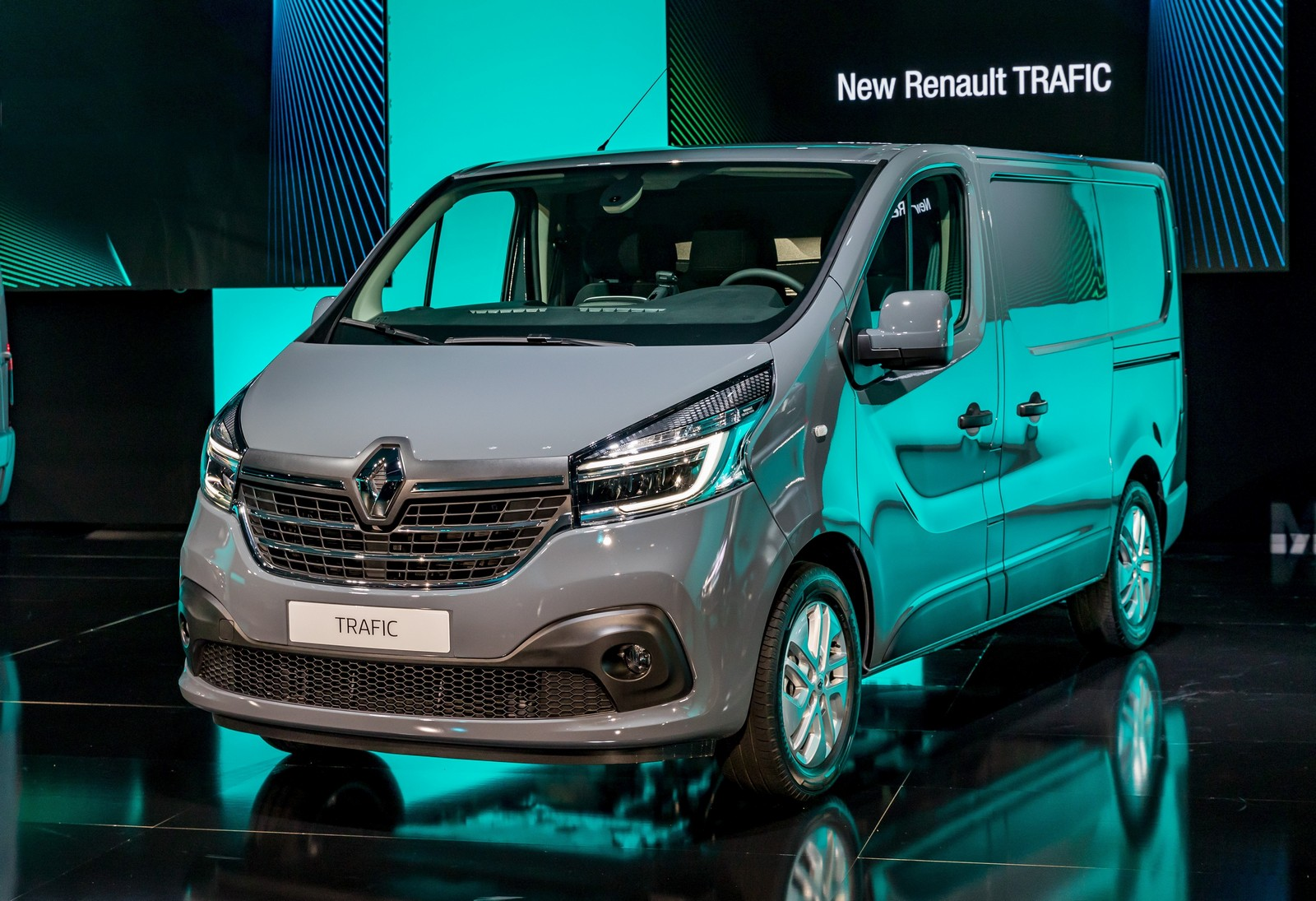 2019 Gamme Véhicules Utilitaires Renault