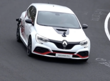 Renault Megane Rs Trophy R Nurburgring 01