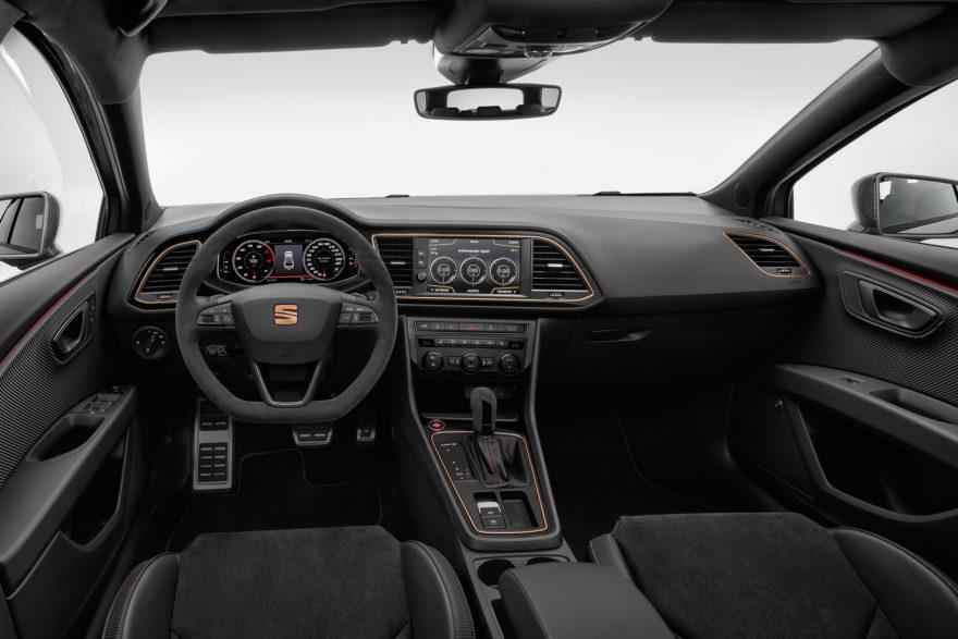 Seat Leon Cupra Interior