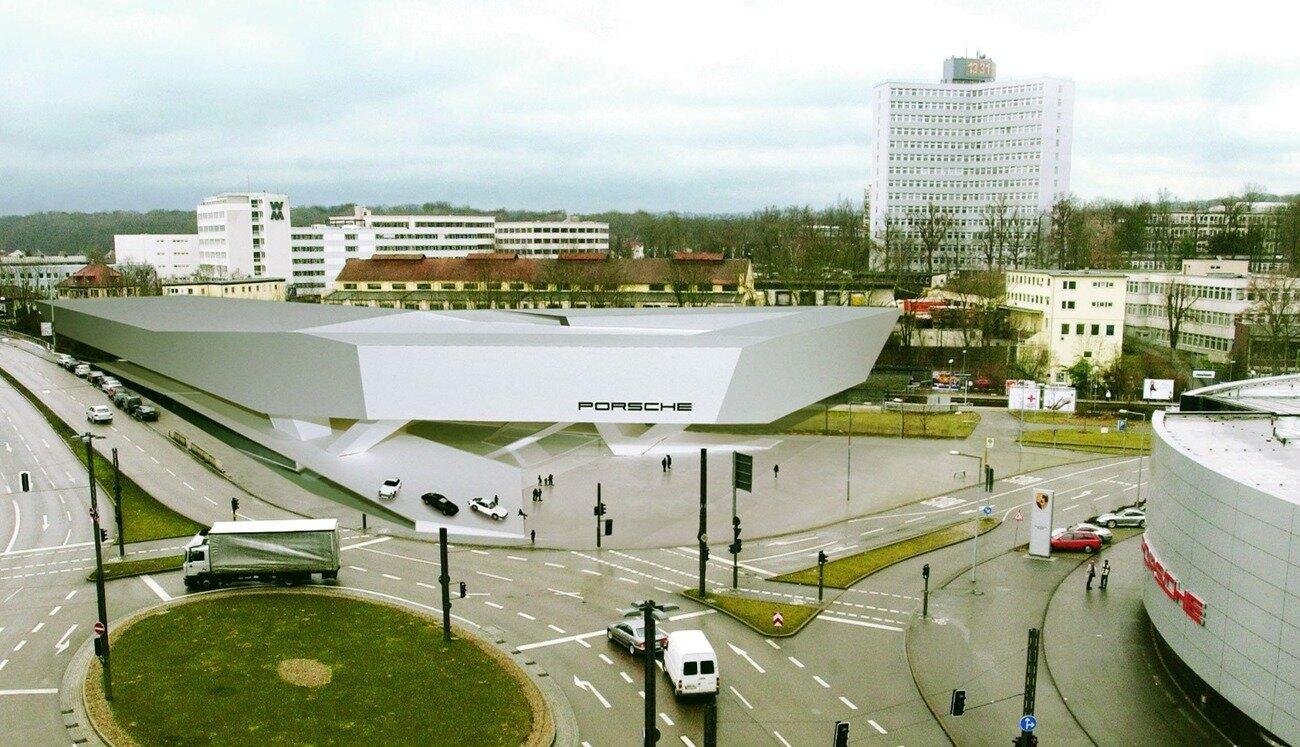 Tráfico en Stuttgart