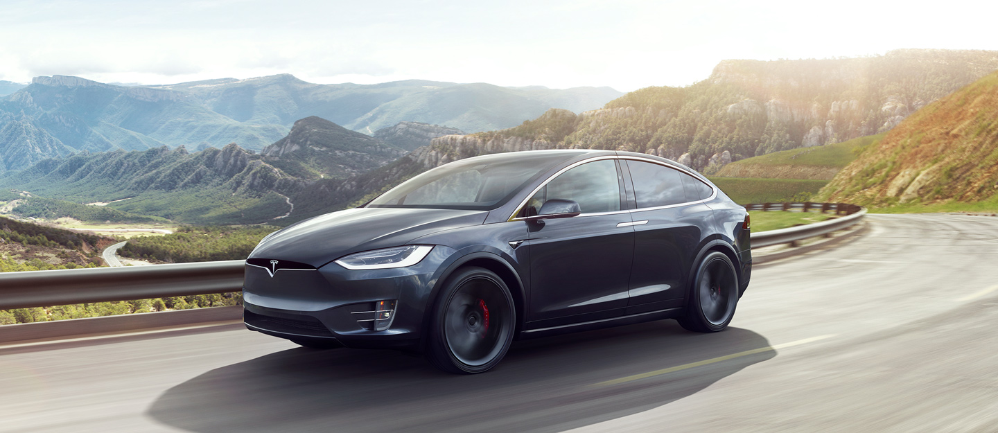 Tesla Model X Todoterreno Video
