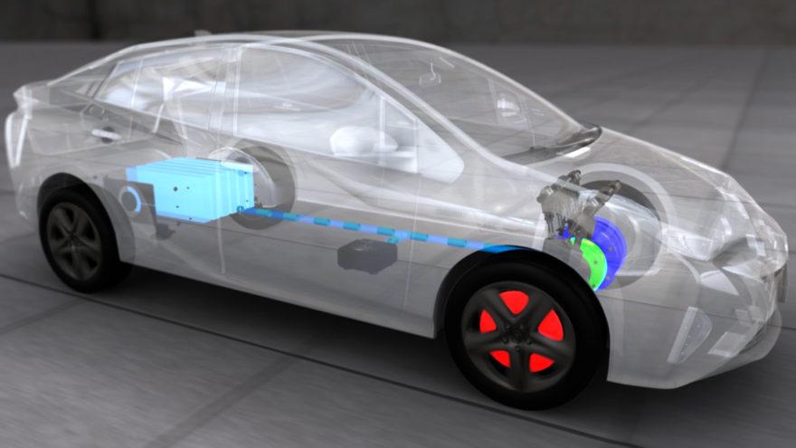 Toyota Prius Atkinson