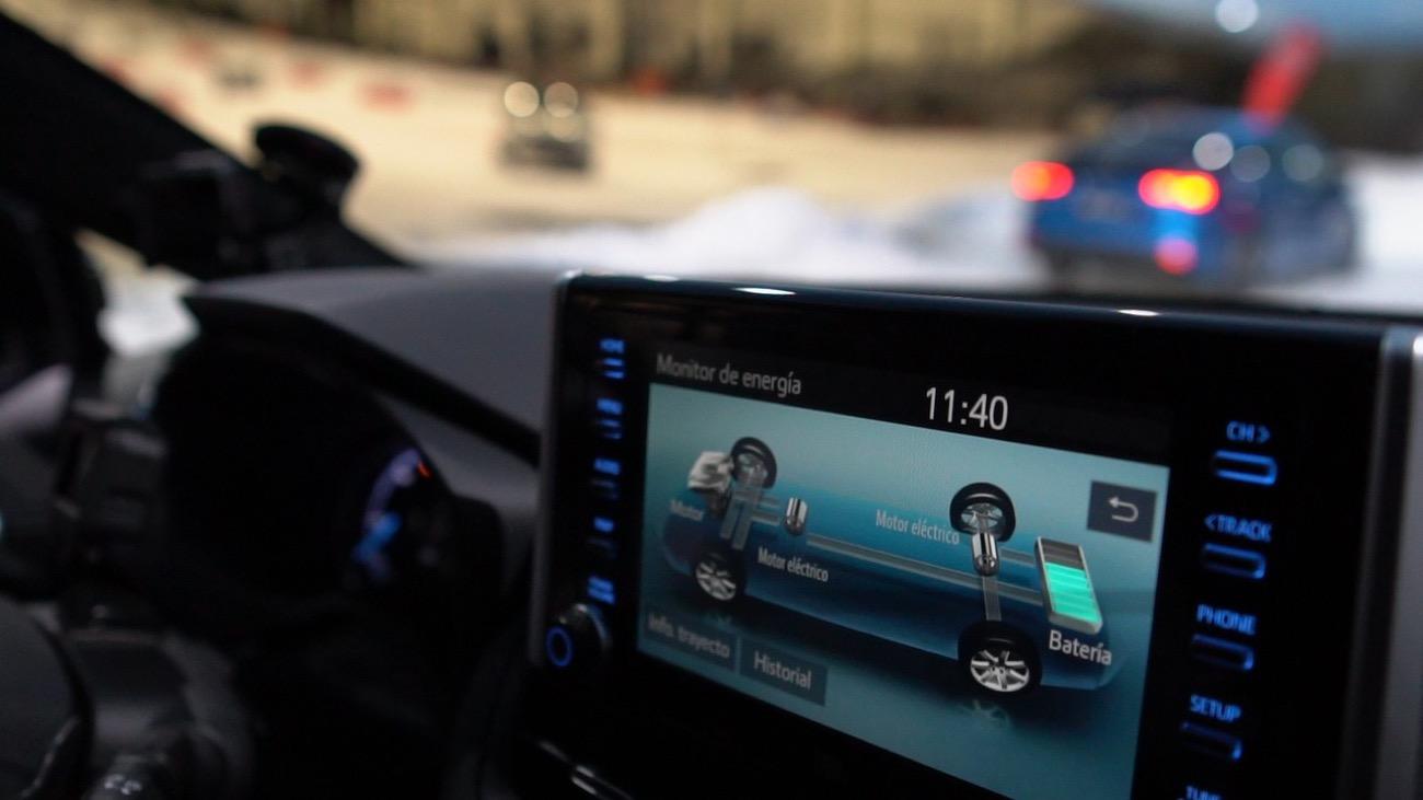 Toyota Rav4 Hybrid 4x4