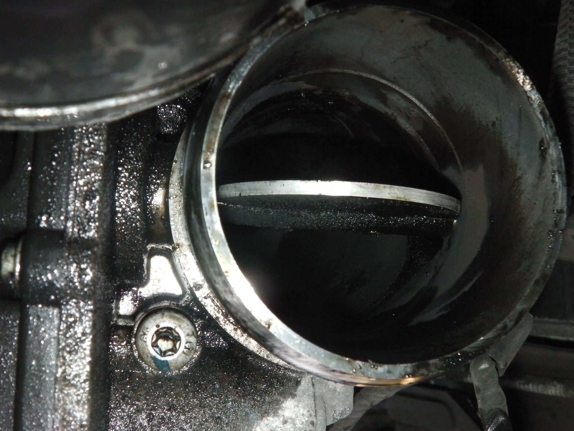 Valvula Egr Abierta Highmotor