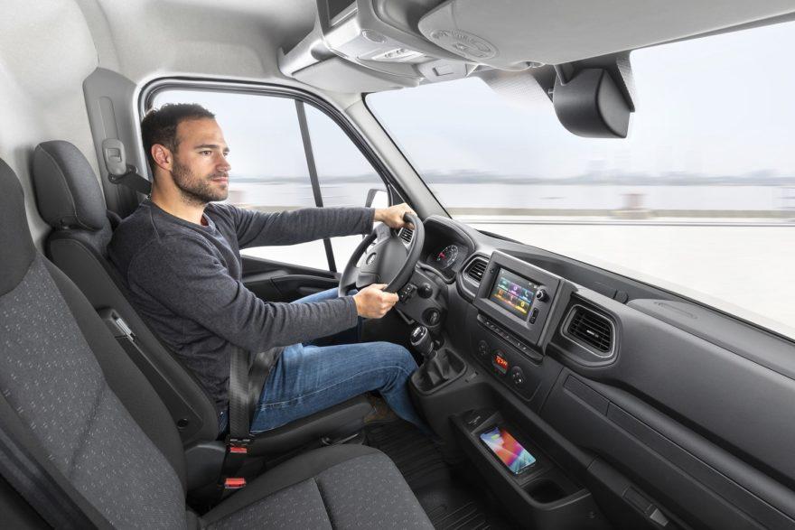 2019 Opel Movano