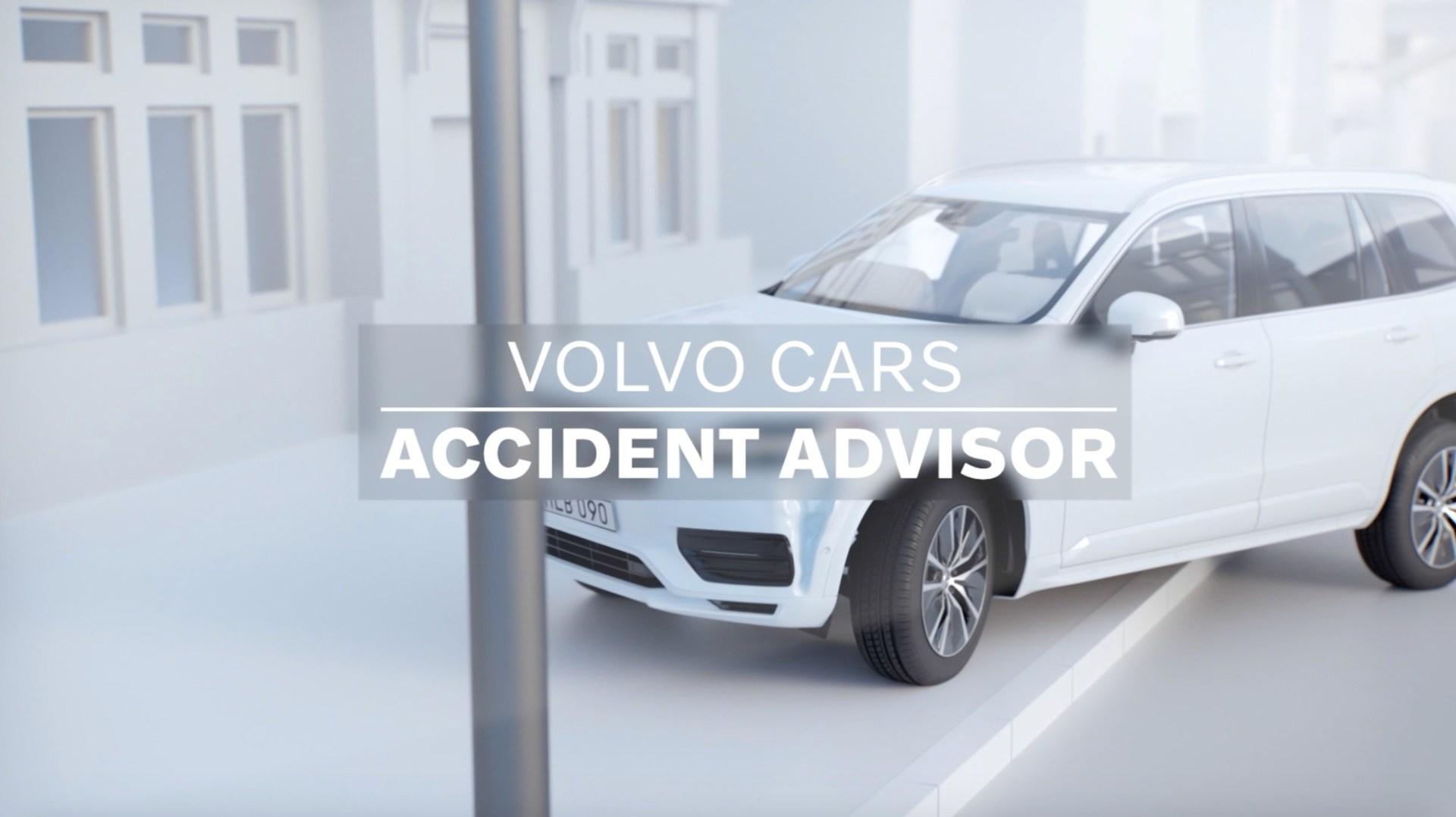 Volvo Car Accident Advisor