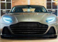 Aston Martin Superleggera James Bond (2)
