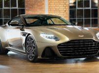 Aston Martin Superleggera James Bond (6)