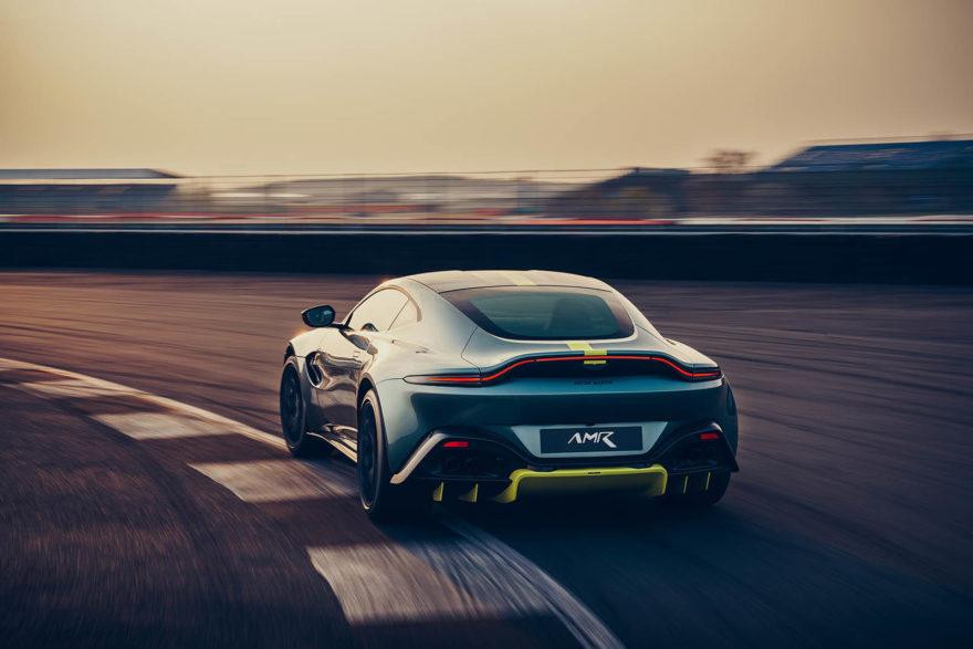 Aston Martin Vantage Amr Cambio Manual 07
