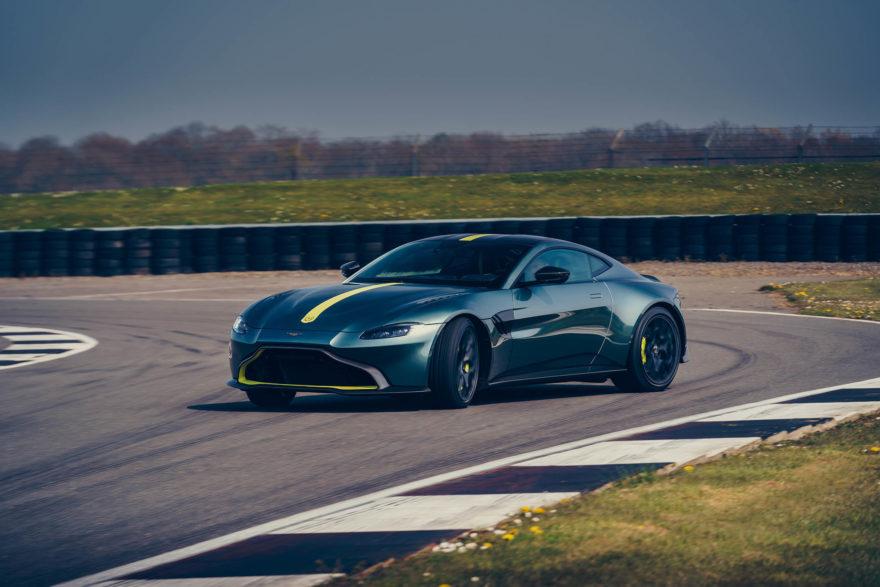 Aston Martin Vantage Amr Cambio Manual 08