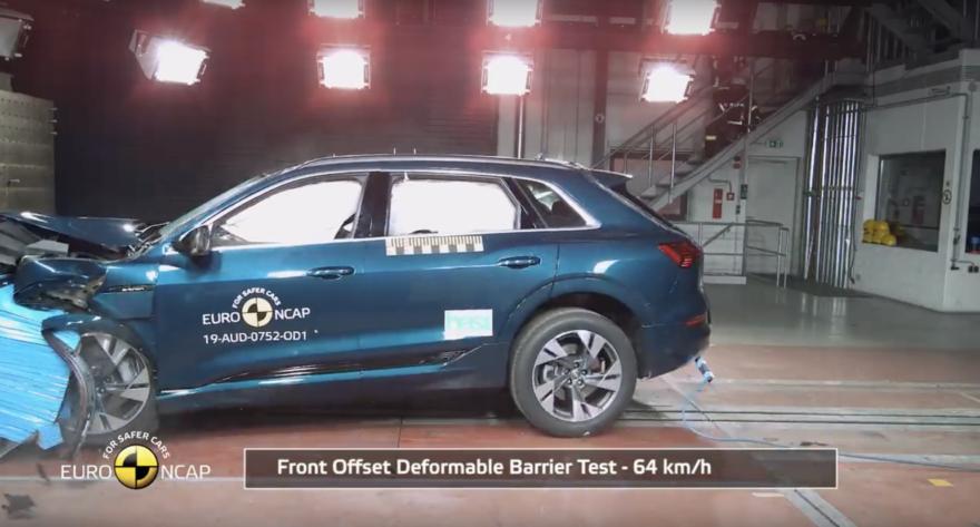 Audi E Tron Euro Ncap Seguridad 02
