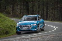 Audi e-tron, probamos el primer coche eléctrico de Audi con 360 CV y 417 kilómetros de autonomía