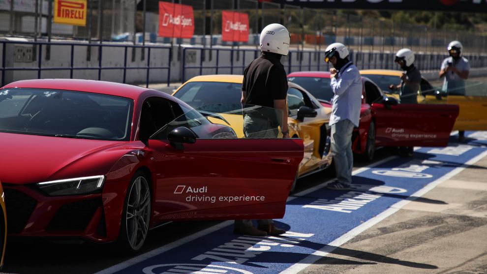 Audi Driving experience 2019: Circuito de Jerez