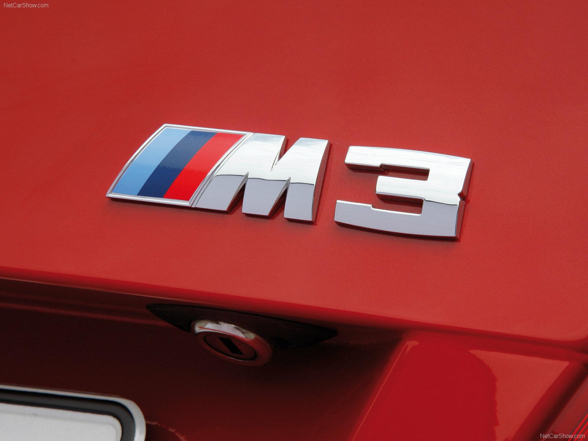 Bmw M3 E921