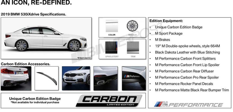 Bmw Serie 5 Carbon Edition (3)