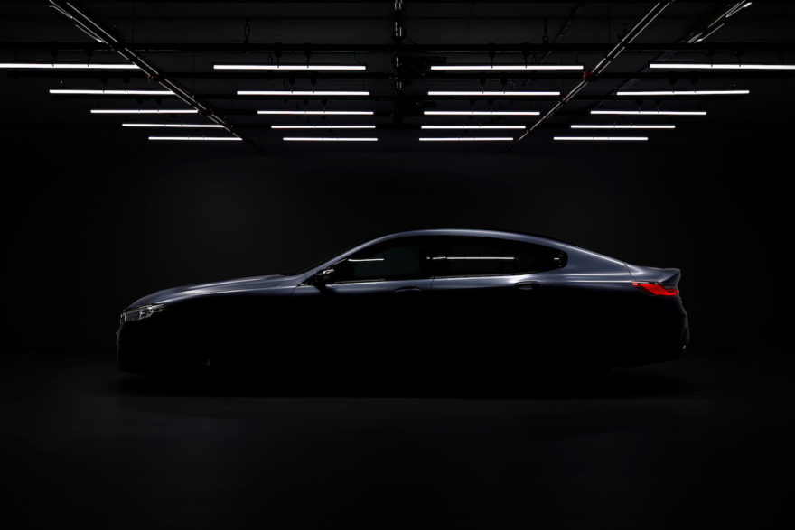 Bmw Serie 8 Gran Coupe Teaser 01