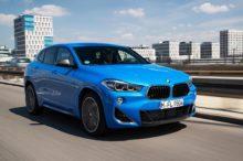El BMW X2 M35i, la variante más deportiva del SUV alemán, está disponible en España desde los 58.050 euros