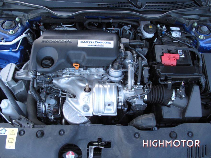 Comparativa Honda Civic Vtec Sedan Vs Civic I Dtec Cinco Puertas 29