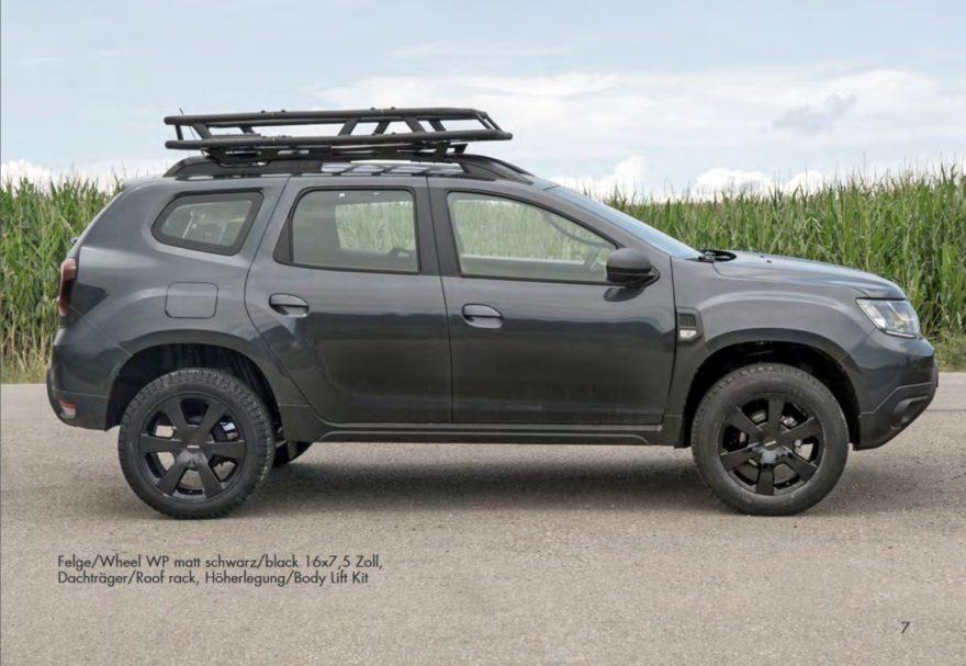 Dacia Duster Delta 4x4 Tuning (11)
