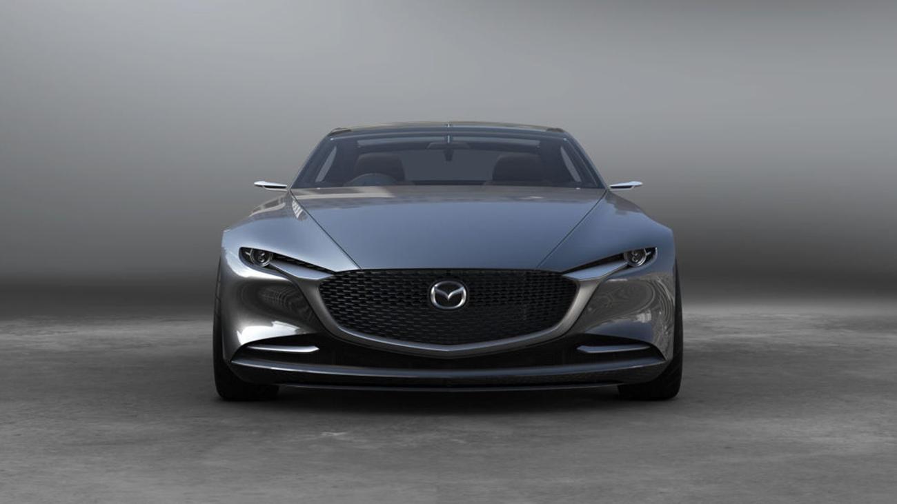 Mazda 6 cilindros en linea