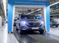 Verkaufsfreigabe & Produktionsstart Mercedes Benz Eqc: Elektrifizierter Stern Kommt Auf Die Straße Mercedes Benz Eqc Sales Release & Start Of Production: Electrified Mercedes Hits The Road