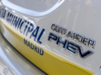 Mitsubishi Outlander Phev Policia Madrid 03