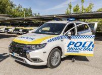Mitsubishi Outlander Phev Policia Madrid 04