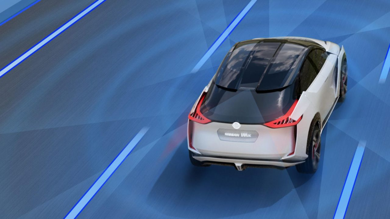 Nissan Canto Electrico