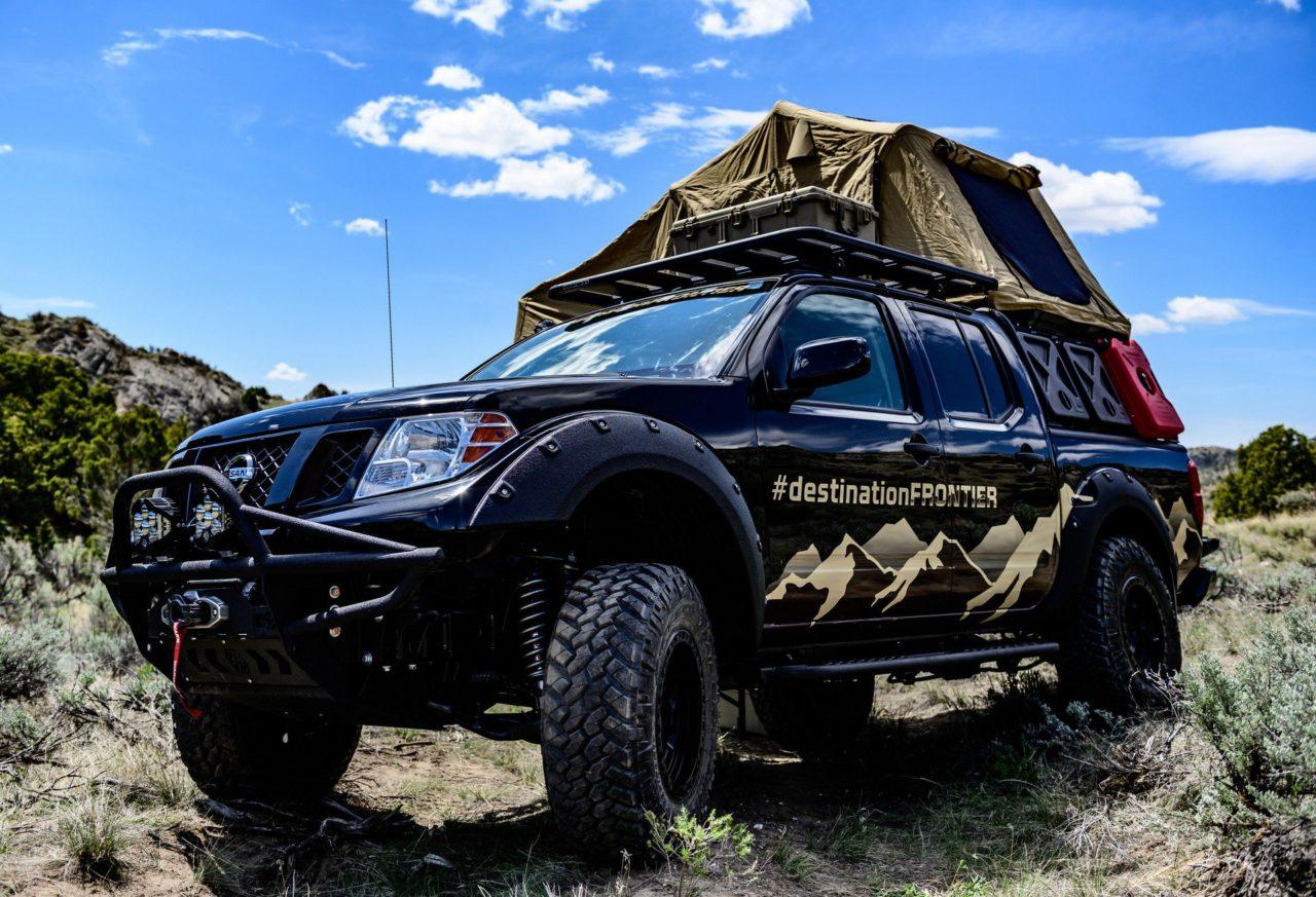 Nissan Destination Frontier Tuning (7)