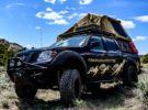 Nissan Destination Frontier: un vehículo que te llevará a donde quieras viajar