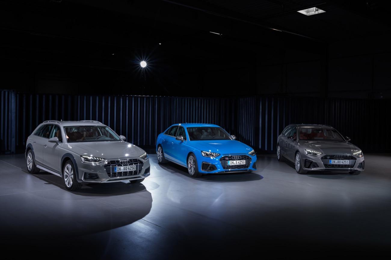 Gama Audi A4 2019