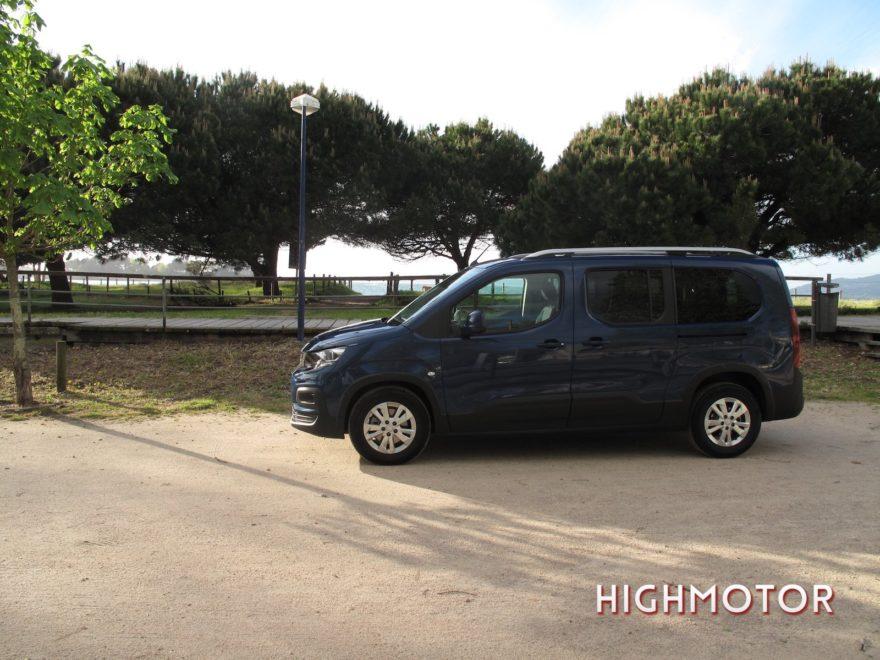 Peugeot Rifter 1 5 Bluehdi Long By Tinkervan Prueba 01