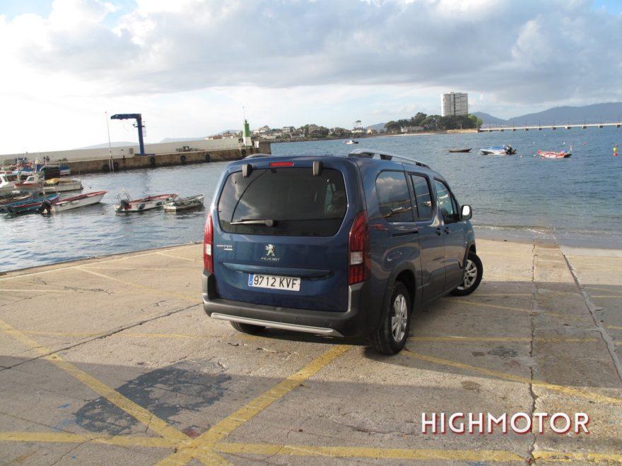 Peugeot Rifter 1 5 Bluehdi Long By Tinkervan Prueba 19