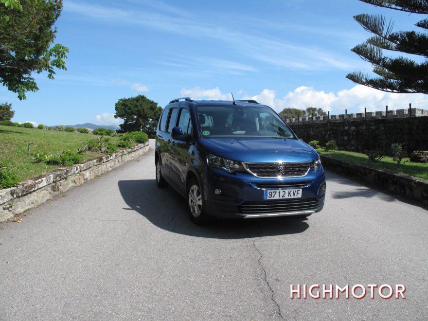 Peugeot Rifter 1 5 Bluehdi Long By Tinkervan Prueba 23