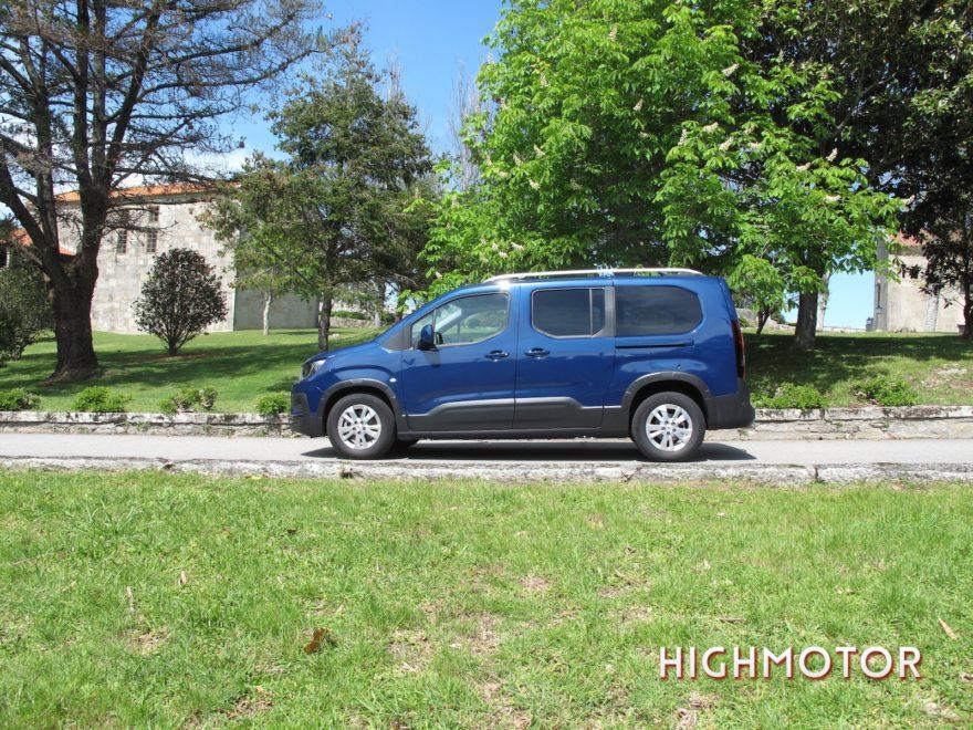 Peugeot Rifter 1 5 Bluehdi Long By Tinkervan Prueba 30