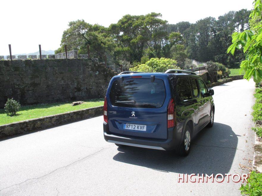 Peugeot Rifter 1 5 Bluehdi Long By Tinkervan Prueba 31