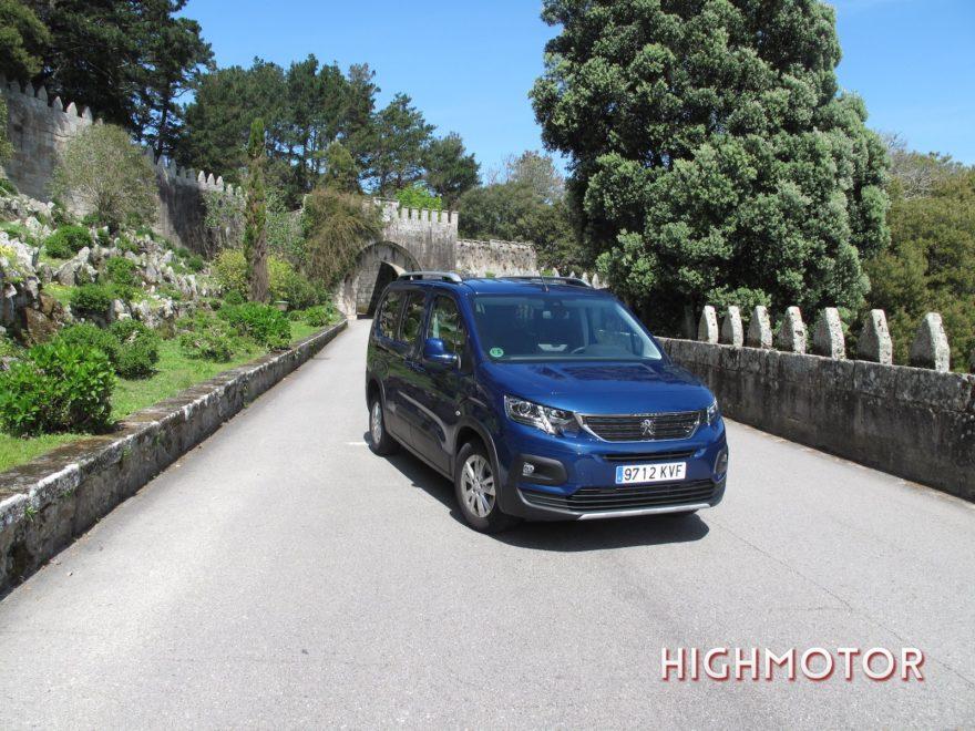 Peugeot Rifter 1 5 Bluehdi Long By Tinkervan Prueba 33